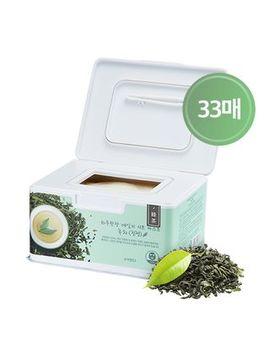 A'pieu   Daily Sheet Mask Green Tea (Soothing) 33sheets by A'pieu