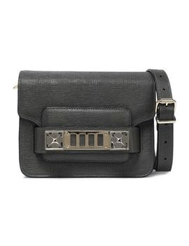 Ps11 Textured Leather Shoulder Bag by Proenza Schouler