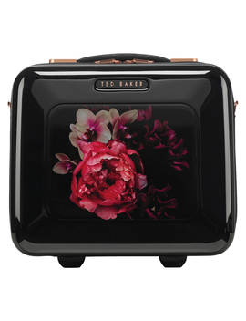Ted Baker Splendour Vanity Case, Black by Ted Baker