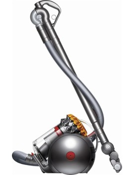 Big Ball Bagless Canister Vacuum   Yellow/Iron by Dyson