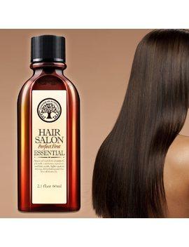 60ml Morocco Argan Oil Haircare Essential Oil Nourish Scalp Repair Dry Damage Hair Treatment Glycerol Nut Oil Hairdressing by Moonbiffy