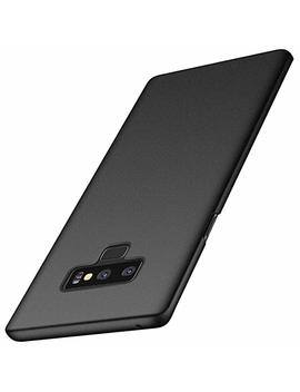 Anccer Samsung Galaxy Note 9 Case [Colorful Series] [Ultra Thin] [Anti Drop] Premium Material Slim Full Protection Cover For Samsung Galaxy Note9 (Matte Gray) by Anccer