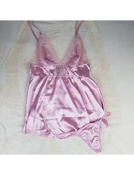 Vs Very Sexy Chantilly Lace Babydoll   MNwt by Victoria's Secret