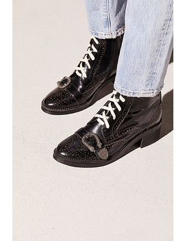 Orion Lace Up Boot by Free People