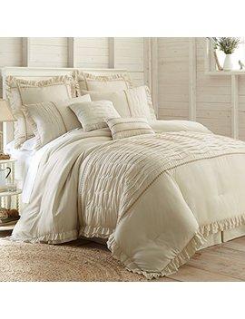 Antonella 8 Piece Comforter Set Queen by Amrapur Overseas