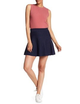 Bonnibel Knit Skater Skirt by Club Monaco