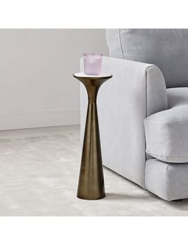 Silhouette Drink Table by West Elm