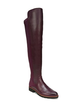 Benner Leather Over The Knee Boot by Franco Sarto