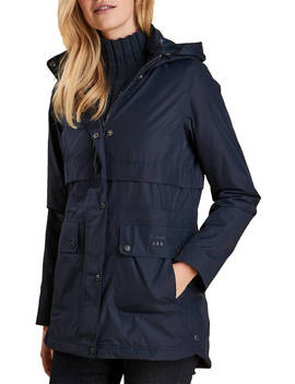 Barbour Altair Waterproof Jacket, Navy by Barbour