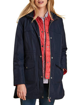 Barbour Clovelly Waterproof 3 In 1 Jacket, Navy/Reef by Barbour