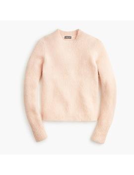 Point Sur Alpaca Crewneck Sweater by J.Crew