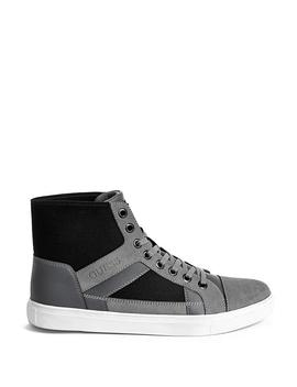 Malden Casual High Top Sneakers by Guess