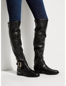 Lolo Over The Knee Boots by Guess