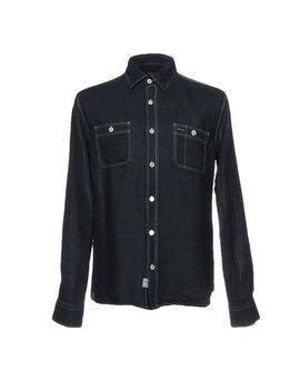 Blauer Linen Shirt   Shirts by Blauer