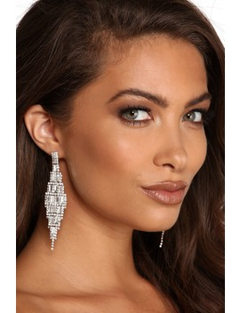 Charming In Chandelier Earrings by Windsor