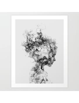 Dissolve Me Art Print by