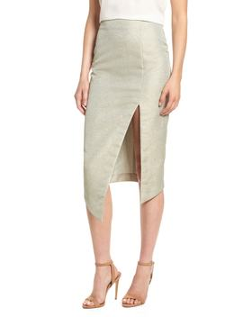 Valencia Midi Skirt by Elliatt