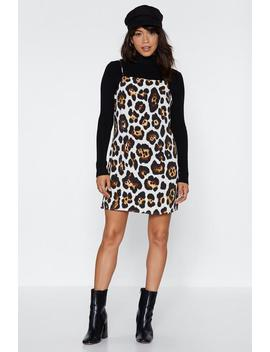 On The Prowl Leopard Dress by Nasty Gal