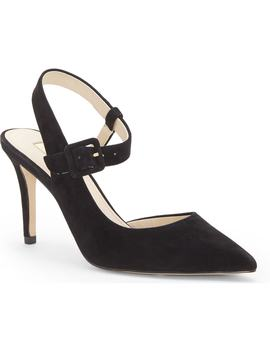 Jycye Ankle Strap Pump by Louise Et Cie