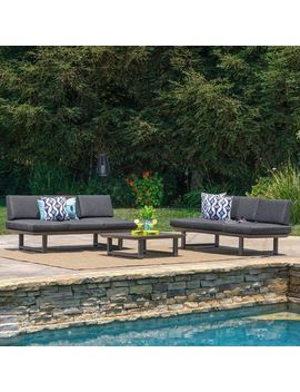Bronte Outdoor 3 by Christopher Knight Home