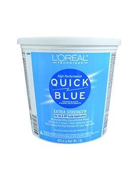 L'oreal Quick Blue Powder Bleach 1 Lb by L'Óreal