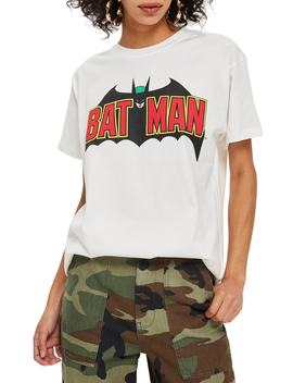 Batman Graphic Tee by Topshop