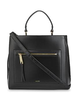 Gareni Faux Leather Shoulder Bag by Aldo