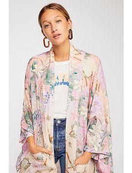 Lily Maxi Kimono by Free People