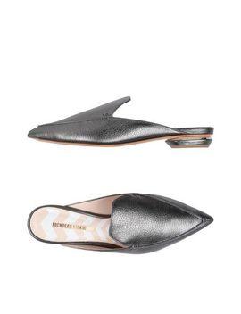 Nicholas Kirkwood Mules   Footwear by Nicholas Kirkwood