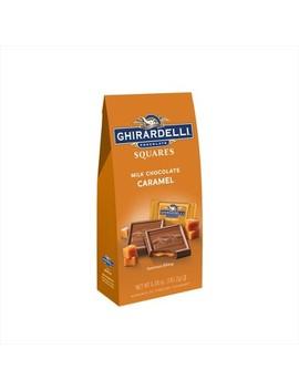 Ghirardelli Milk Chocolate & Caramel Squares   6.38oz by Ghirardelli