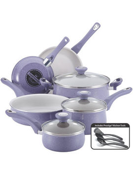 Farberware® New Traditions 12 Pc. Speckled Aluminum Nonstick Cookware Set by Farberware