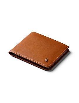 Bellroy Hide & Seek, Slim Leather Wallet (Max. 12 Cards And Cash) by Bellroy