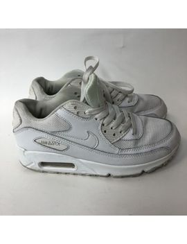Nike Air Max Running Shoes Sneakers Women Size 7 White Color by Nike