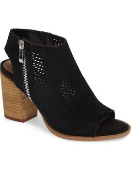 Abigail Perforated Bootie by Steve Madden