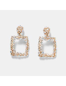 Best Lady Vintage Metal Statement Earrings For Women Shiny Fashion Drop Dangle Earrings Wedding Gift Jewelry Wholesale Hot Sale  by Best Lady