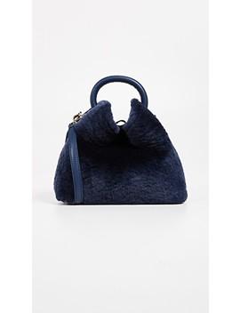 Shearling Baozi Bag by Elleme