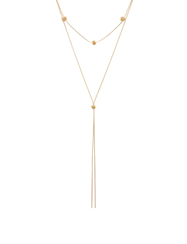 Rebel Lariat Necklace by 8 Other Reasons