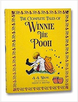 The Complete Tales Of Winnie The Pooh (Bonded Leather) by A.A. Milne