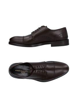 John Galliano Laced Shoes   Footwear by John Galliano