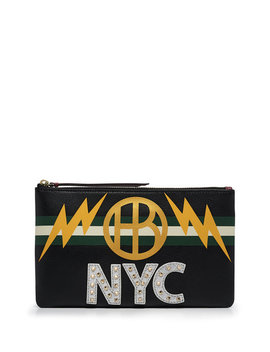 West 57th Novelty Pouch by Henri Bendel
