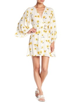 Relax On High Long Sleeve Dress by Billabong