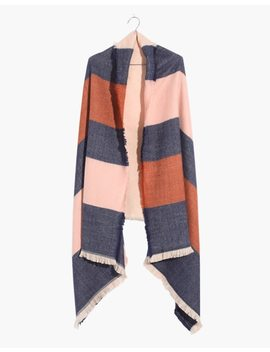 Multi Stripe Scarf by Madewell