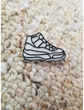 Handmade Sneaker Pin (Shipping Price Included) by Etsy
