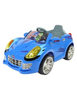 Rollplay Pj Masks Cat Car 6 Volt Battery Ride On Vehicle by Rollplay