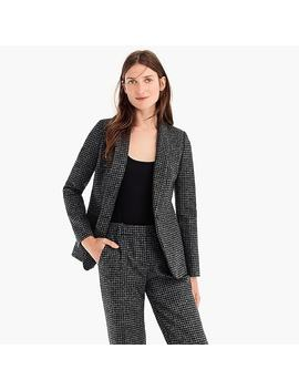 Parke Blazer In Houndstooth Wool by J.Crew