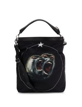 Primate Graphic Tote by Givenchy