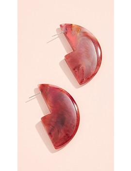 Kip Earrings by Rachel Comey