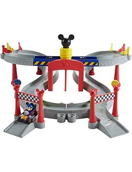 Fisher Price Disney Mickey & The Roadster Racers, Mickey Ears Raceway by Fisher Price