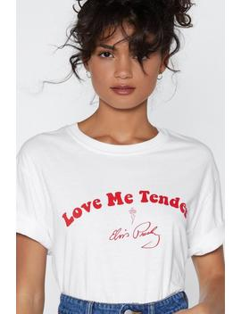 Love Me Tender Tee by Nasty Gal