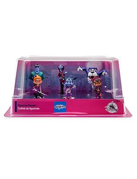 Disney Junior Vampirina Figure Playset by Cdt